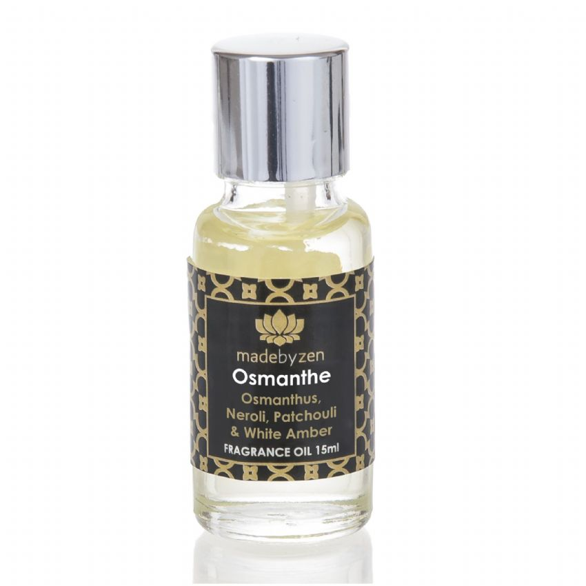 OSMANTHE - Signature Scented Fragrance Oil Made By Zen 15ml